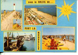 N°54587 GF-cpsm Port La Nouvelle -multivues- - Port La Nouvelle