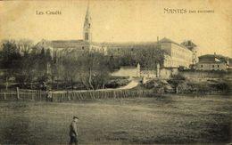 NANTES / LES COUETS / A 34 - Nantes