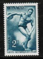 MONACO  Scott # 206* VF MINT LH - Unused Stamps