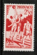 MONACO  Scott # 207* VF MINT HINGED - Unused Stamps