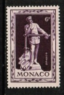 MONACO  Scott # 241* VF MINT HINGED - Unused Stamps