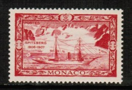 MONACO  Scott # 240* VF MINT HINGED - Unused Stamps