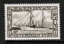 MONACO  Scott # 242* VF MINT HINGED - Unused Stamps