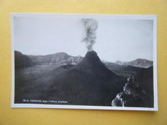 ERCOLANO. Le Vésuve Après La Dernière Eruption. - Ercolano