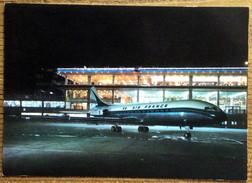 """94 - CPSM - """"AÉROPORT DE PARIS-ORLY - Caravelle Air France Sur L'aire De Stationnement"""" - Neuve - Orly"""