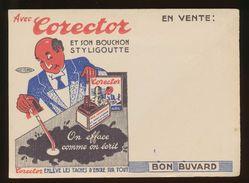 Buvard - CORECTOR - Buvards, Protège-cahiers Illustrés