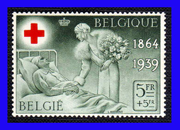 1939 - Belgica - Sc. B 233 - B 240 - MNH-  BE-202 - 02 - Ungebraucht