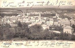 Beauraing - Panorama (précurseur, 1905, Ecole Régimentaire 9ème De Ligne) - Beauraing