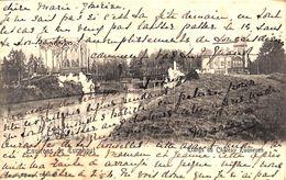 Turnhout (environs De) - Etangs Du Château Zwaneven (animation, 1906) - Turnhout