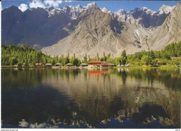 Shangrila Lake.Central Karakoram National Park,Gilgit-Baltistan.Pakistan.Wiki Loves Earth 2015. - Pakistan