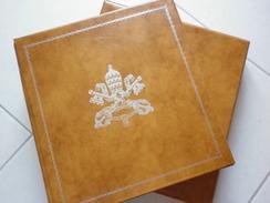 Vaticano 1966-1995 Collezione Completa -- Sottofacciale ** MNH /VF - Francobolli