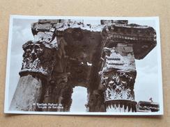 BAALBEK Plafond Du Temple De Bacchus ( 14 - Wakim Awad ) Anno 19?? ( Details Zie Foto´s ) !! - Liban
