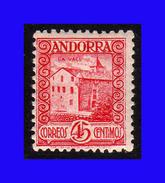 1935 - 1943 - Andorra Española - Sc. 32 - MNH - AN-032 - Andorre Espagnol
