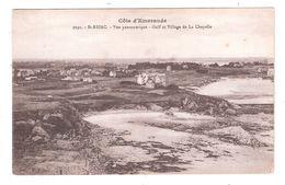CPA 35 Saint Briac Vue Panoramique  Golf Et Village De La Chapelle Achatez Immédiat - Saint-Briac