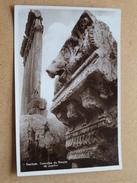 BAALBEK Corniche Du Temple De Jupiter ( 7 - Wakim Awad ) Anno 19?? ( Details Zie Foto´s ) !! - Liban