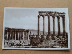 BAALBEK Les Deux Temples Jupiter Et Bacchus ( 3 - Wakim Awad ) Anno 19?? ( Details Zie Foto´s ) !! - Liban