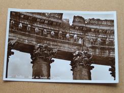 BAALBECK Detail Du Temple De Jupiter ( 583 ) Anno 19?? ( Details Zie Foto´s ) !! - Liban