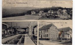 AK Reichenbach Bei Tuttlingen, Ettlingen Oberkirch - GASTHAUS ZUR KRONE Von A. Mai -selten !!! - Allemagne