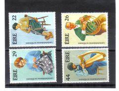 SAR421  IRLAND  1983  Michl  622/25  ** Postfrisch Siehe ABBILDUNG - 1949-... Republik Irland