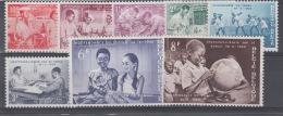 BELGIUM MNH``COB 1139/46 CONGO - Unused Stamps