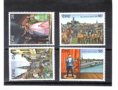 SAR448  IRLAND  1987  Michl  629/32  ** Postfrisch Siehe ABBILDUNG - Ungebraucht