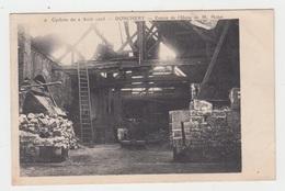 08 - DONCHERY / ENTREE DE L'USINE DE M. HULOT - CYCLONE Du 9 AOUT 1905 - France