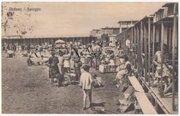 RM83 !!! NETTUNO SPIAGGIA 1932 F.P. !!! - Italia