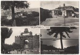 VT10 !!! VALENTANO VEDUTINE 1956 F.G. !!! - Italia
