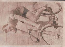 2590A   ANDRE LEDUC    1930   NON   ECRITE - Cycling