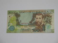 5000 Cinco Mil Peso COLOMBIE - 2005 -  Banco De La Republica  Colombia **** EN ACHAT IMMEDIAT **** - Colombie