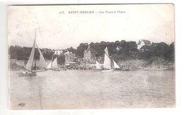 CPA 35 SAINT SERVAN SUR MER Les Fours A Chaux Yachting Yachts Achatez Immédiat - Saint Servan