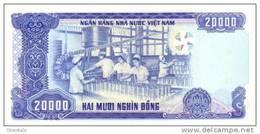 VIETNAM P. 110a 20000 D 1991 UNC - Vietnam