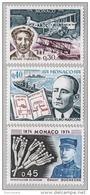 MONACO 1974 - SERIE N° 959 A 961 - 3 TP NEUFS** - Monaco