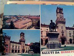 SALUTI DA BUSSETO  PARMA VEDUTE  N1975 GF15586 - Parma