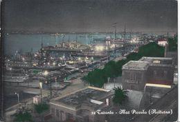 Taranto - Mar Piccolo (Notturno) - H3611 - Taranto