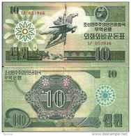 Corée Du Nord - Korea 10 WON 1988 - Pick 29 TTB (VF) - Korea, Noord