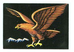 Carte En Feutrine - Aigle - (Ets Carrere Perpignan - Distribué Par Sepheriades) - Cartoline