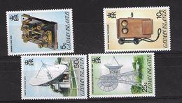 EDY 459 - CAYMAN ISLANDS 1979 , Quattro  Valori INTEGRI  *** - Cayman (Isole)