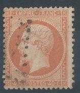 Lot N°36287  N°23, Oblit - 1862 Napoleon III