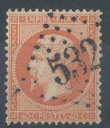 Lot N°36290  N°23, Oblit GC 532 BORDEAUX (32) - 1862 Napoléon III.