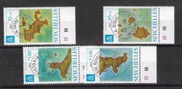EDY 463 - SEYCHELLES , Quattro  Valori Integri  *** - Seychelles (...-1976)