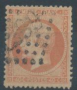 Lot N°36292  N°23, Oblit GC 1299 DIEPPE(74) - 1862 Napoléon III