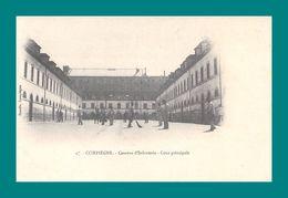 REPRODUCTION 60 Compiègne  Caserne D' Infanterie - Compiegne