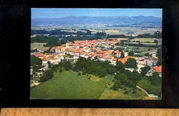 SAINT ST MAURICE DE REMENS Ain 01 : Vue Générale Aérienne Du Village  1986 - Otros Municipios