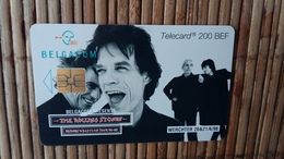 Phonecard The Rolling Stones Rock Werchter Outdoor Festival1998 - Plakate & Poster
