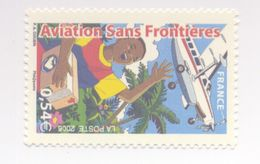 3974 - Aviation Sans Frontières (2006) - Unused Stamps