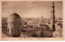 Cairo - The Mosque El Sarghatmach - El Cairo