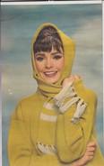 CALENDARIO GRANDE DEL AÑO 1964 CON 6 PAGINAS DE PUBLICIDAD FORET S.A. PRODUCTOS QUIMICOS 61CM X 18,5CM - Calendarios
