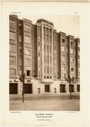 L'Emulation 1927 - Les Halles America - Boulevard De Dixmude Bruxelles - Architecte Fernand Petit - Art Déco - Architectuur