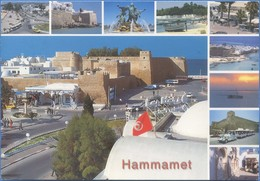 TUNISIA / TUNISIE - Hammamet Ballade Dans Hammamet / A Walk In Hammamet - Tunisia